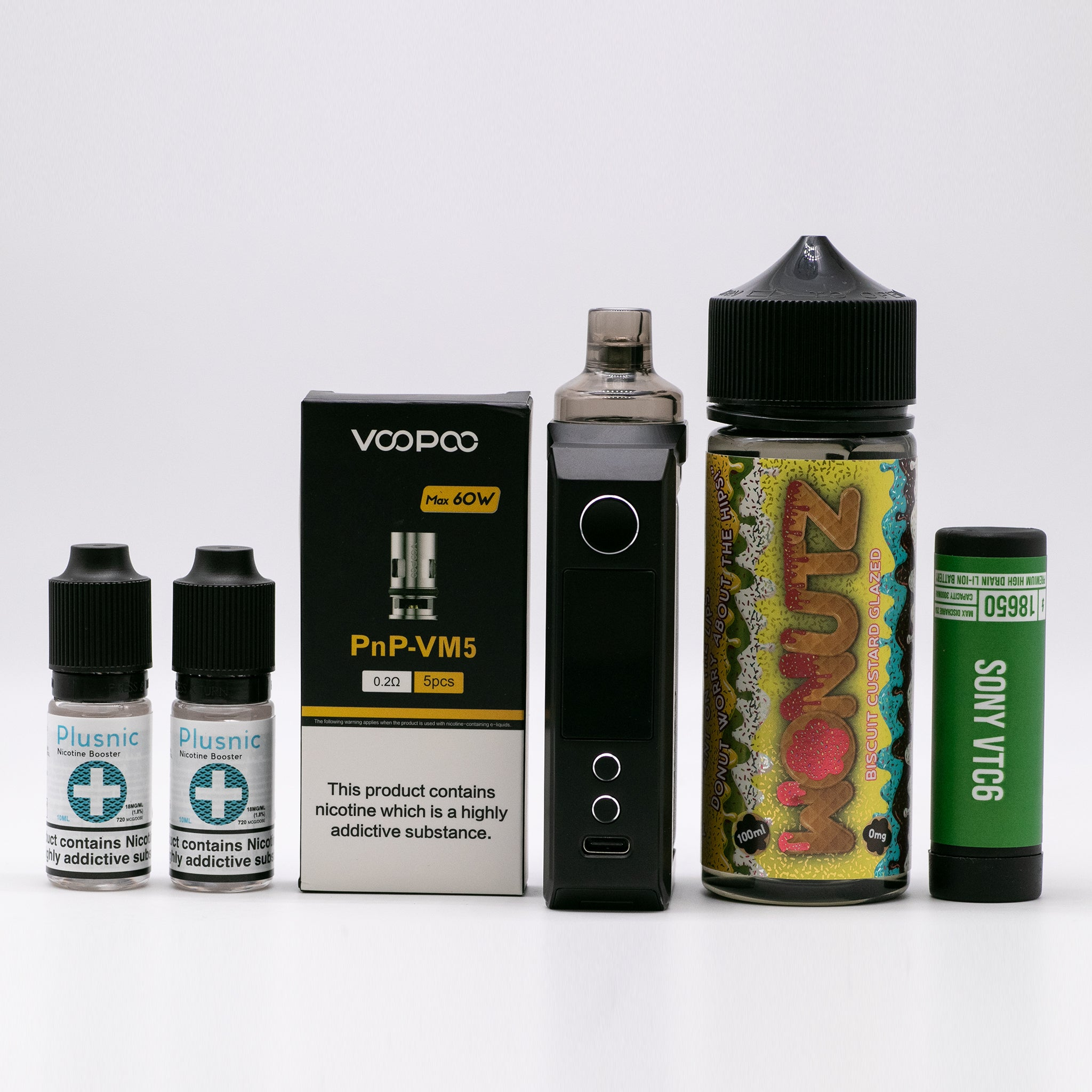 Simple Intermediate Bundle - Voopoo