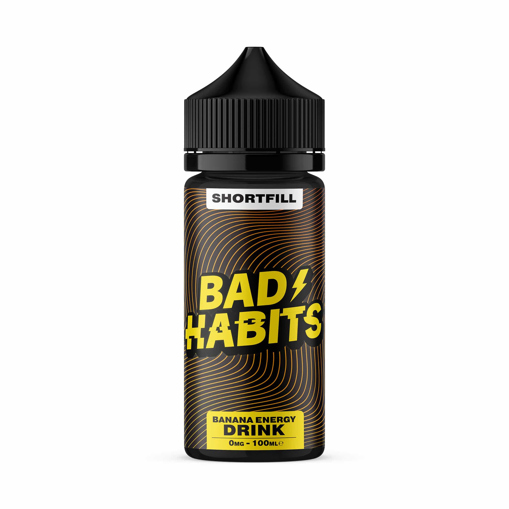 Banana Energy Drink 100ml-Vape Simple