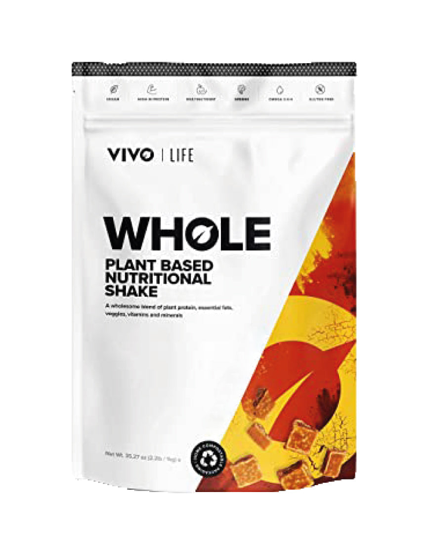WHOLE - Plant Based Protein - Vanilla