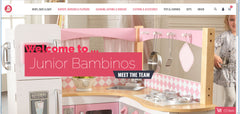 Junior Bambinos New Site