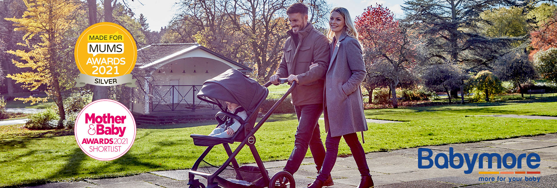 MeMore Travel System from Babymore