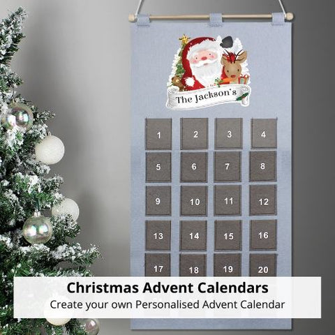 Shop Now - Personalised Advent Calendars