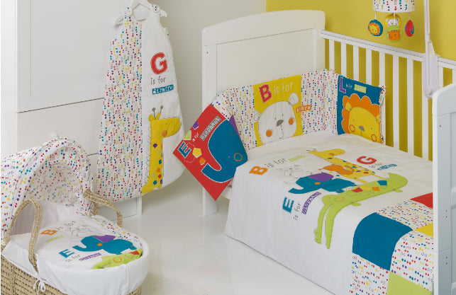 If you have a Nursery theme in mind here's our baby's nursery products by theme