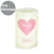 Stitch & Dot - Personalised Baby Girl Nightlight LED Candle