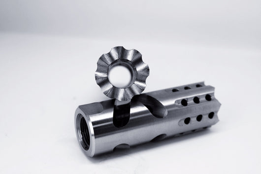 Stainless Vyper Brake – Helius Tactical