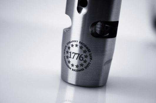 Stainless Seventeen Seventy Six – Helius Tactical