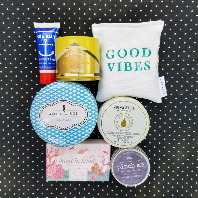 MOTHER'S DAY SUNSHINE SPA DAY BOX