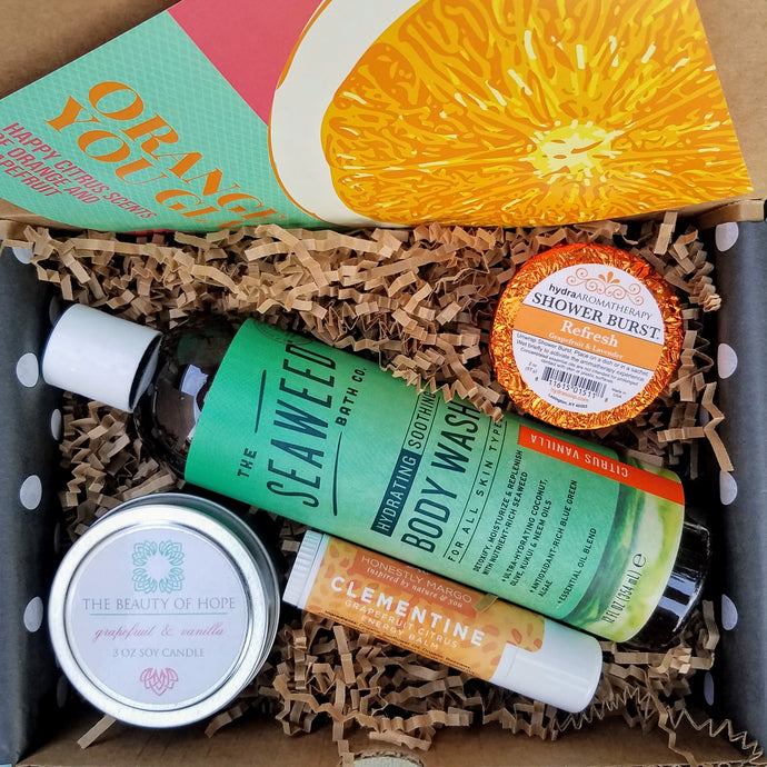 Orange You Glad Box (July 2018) - One Time Purchase