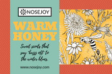 "VALENTINE'S SPECIAL - Single ""Warm Honey"" Box"