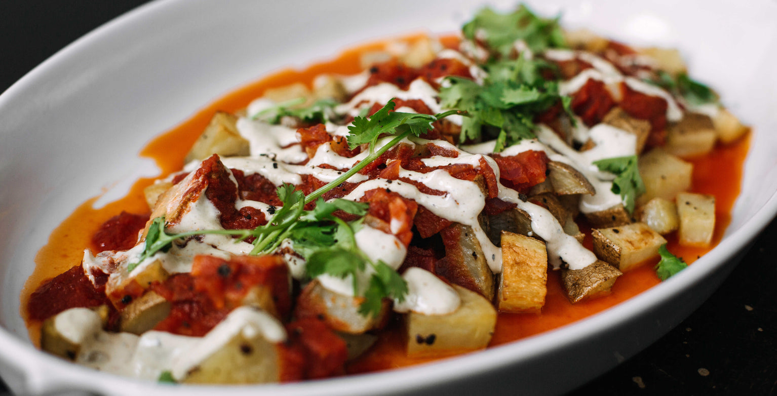 Image for Smoke Show Patatas Bravas