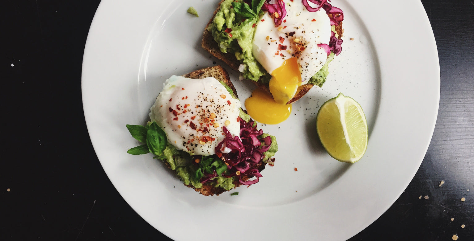 Image for Smoke Show Avocado and Egg Breakfast Toast