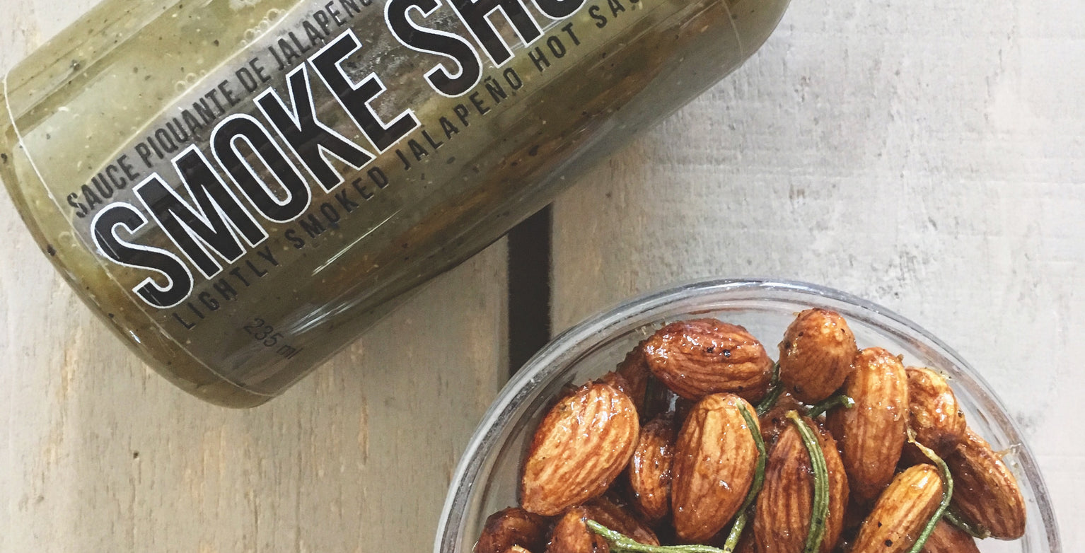Image for Smoke Show Candied Almonds