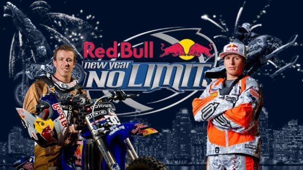 Red Bull: New Year. No Limits.