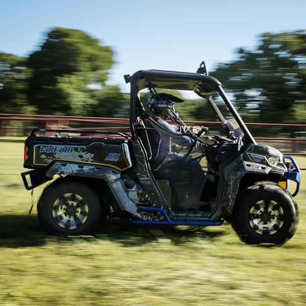 Can-Am SSV Graphics for the Maverick, X3, MAX, Commander and