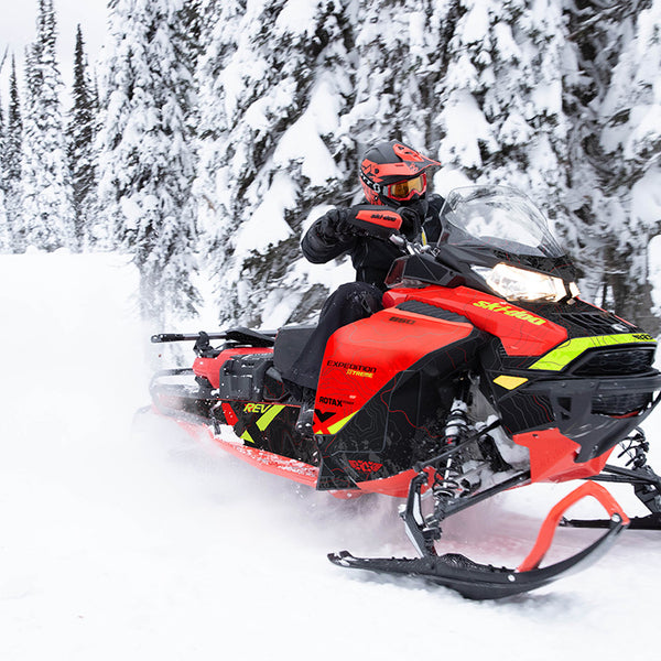 SCS Ski-Doo Sled Wraps | Only Sled Wraps Endorsed by BRP Worldwide
