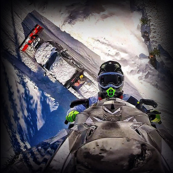 SCS Ski-Doo Sled Wraps   Only Sled Wraps Endorsed by BRP