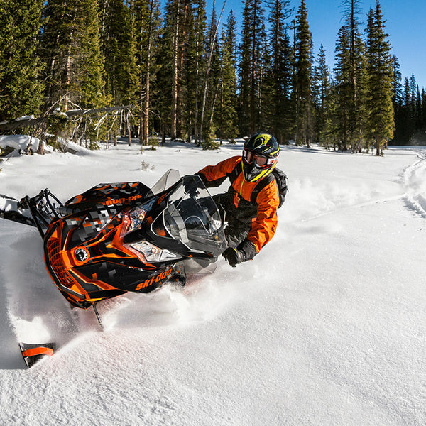 SCS Ski-Doo Sled Wraps | Only Sled Wraps Endorsed by BRP
