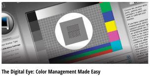 The Digital Eye Color Management Made Easy Sign Digital Graphics