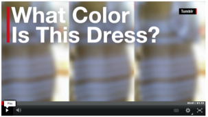 What color is this dress - CNN video