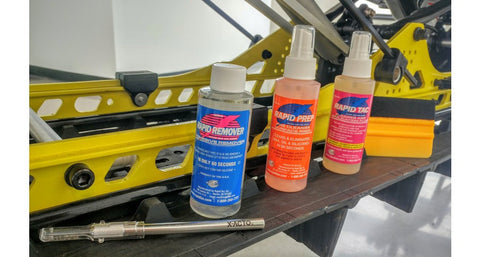 Wrap Install Kit Accessories - SCS Unlimited