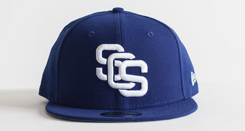SCS Team New Era Hat   - SCS Unlimited
