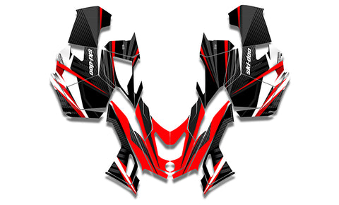 Carbon Sled Wraps - SCS Unlimited