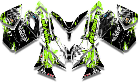 Frisby Focused Sled Wraps - SCS Unlimited