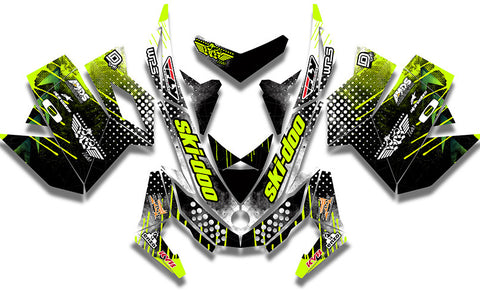 Heath Frisby Backlash Sled Wraps - SCS Unlimited