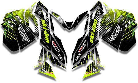 Heath Frisby Backlash Sled Wrap - SCS Unlimited