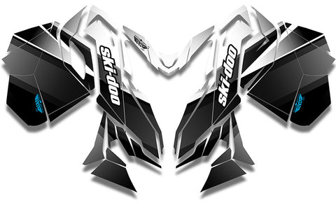 MLB Ski-Doo REV-XM Sled Wrap - SCS Unlimited