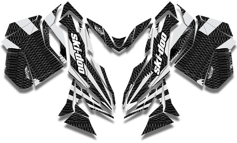 Pegasus Ski-Doo REV-XM Sled Wrap - SCS Unlimited