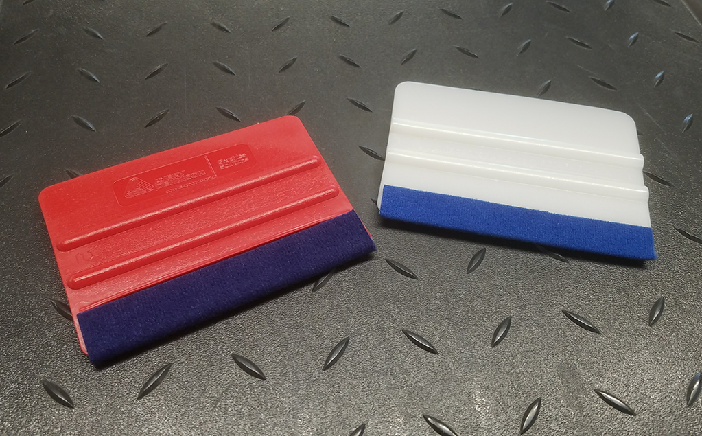 SQUEEGEE Package Accessories - SCS Unlimited