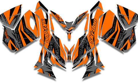 Repeater Sled Wraps - SCS Unlimited