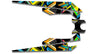 RetroSpect CMYK Ski-Doo REV-XM Sled Wrap - SCS Unlimited