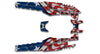 Screaming Freedom Sled Wraps - SCS Unlimited