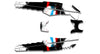 Scribble Ski-Doo REV-XM Sled Wrap - SCS Unlimited