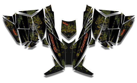 Special Ops Sled Wraps - SCS Unlimited