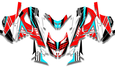 Transformer Sled Wraps - SCS Unlimited