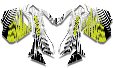 Transition Ski-Doo REV-XM Sled Wrap - SCS Unlimited