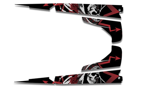 Warrior Sled Wraps - SCS Unlimited