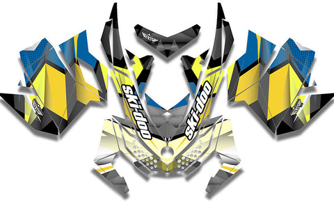 Winger Sled Wraps - SCS Unlimited