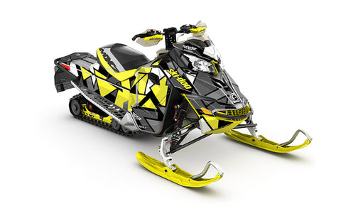 Antidote REV-XS Sled Wrap Decal