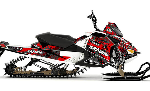 Ashley Chaffin Sled Wraps - SCS Unlimited