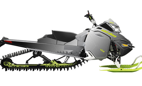 Avant Ski-Doo REV-XM Sled Wrap - SCS Unlimited