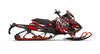 Berner REV-XS Sled Wrap Decal
