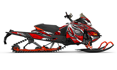 Berner Sled Wraps - SCS Unlimited