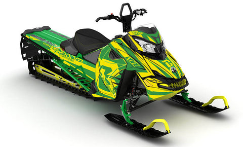 Boon LYNX REX2 Sled Wraps