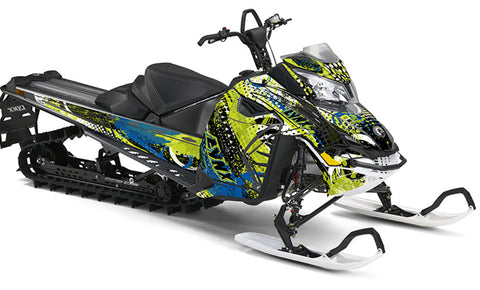Boss LYNX REX2 Sled Wraps