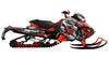 Canadian Colors REV-XS Sled Wrap Decal