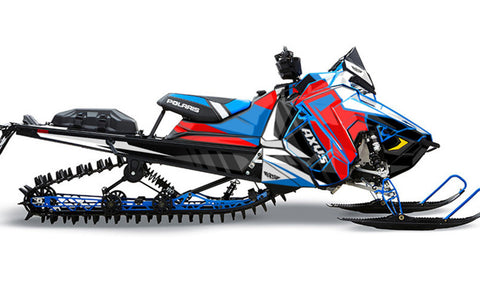 Charger | Polaris AXYS Snowmobile Sled Wraps & Graphics